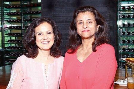 Anu Saboo, Sangeeta Narang