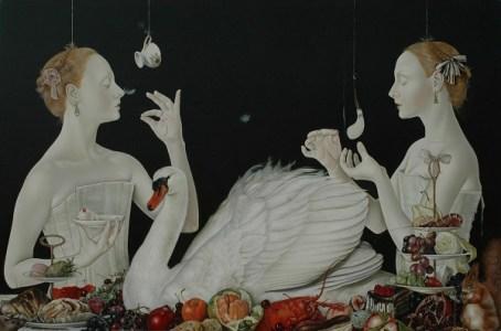 Anita Arbidane for Art Gallery 21
