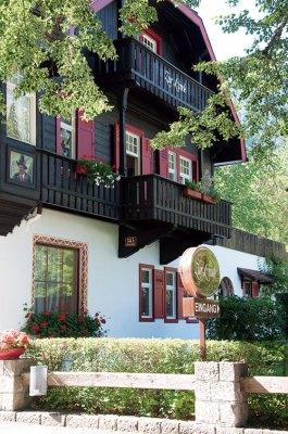 Old-world residence
