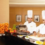 Chef Vikas Vichare and Senior Sous Chef Ashish Bagul