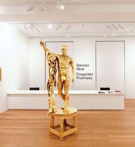 Damien Hirst: Forgotten Promises (Installation view, 2011), Gagosian Gallery Hong Kong