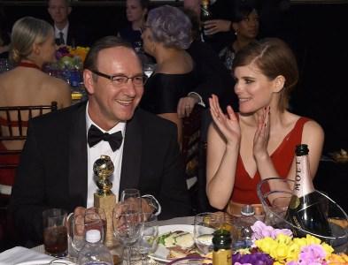 Kevin Spacey, Kate Mara
