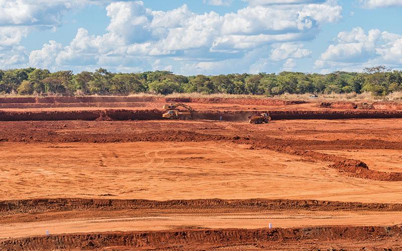 Ruby mines of Montepuez