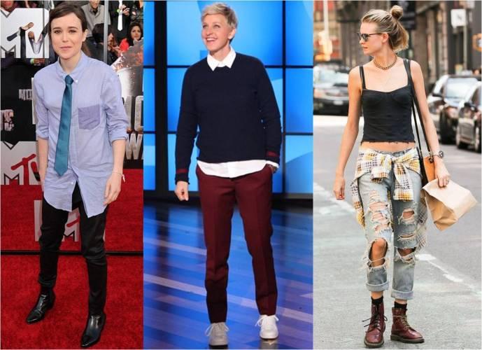 Ellen Page, Ellen Degeneres, Behati Prinsloo