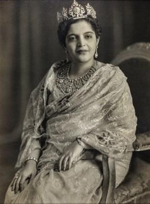 Princess Rafat Zamani Begum or Bari Begum Sahiba of Rampur, formerly of the Najiabad Family