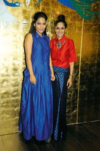 Priyanka Bose and Payal Khandwala