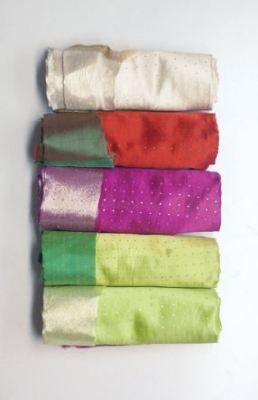 Festive saris from Raw Mango
