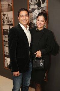 Rohtash and Pushpanjali Chawla