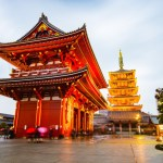 Senso ji Temple, Japan, Tokyo, travel