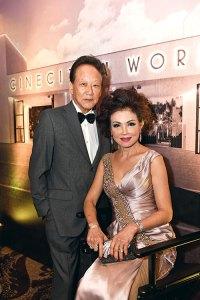 Tan Bock Seng and Linda Soo-Tan