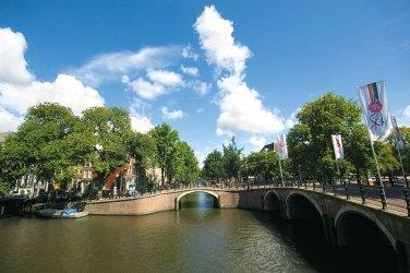 The bridges of Amsterdam