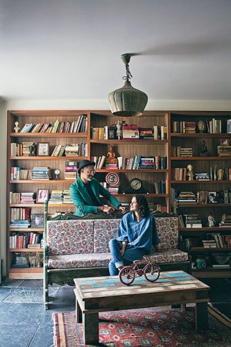 Vidushi and Nikhil Mehra: quirk appeal
