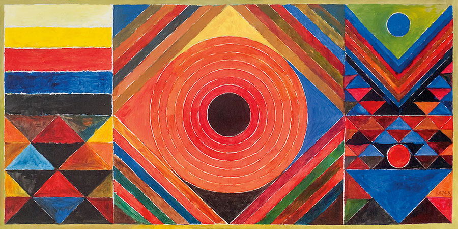 Virat, Acrylic on Canvas