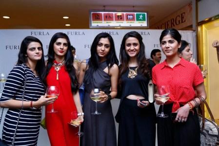 Diksha Saigal, Sharnamli Mehra Adhar, Pallavi Whig, Mitali Waddhwa, Sanjana Chopra