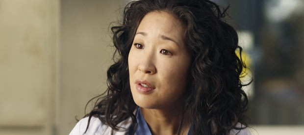 Cristina Yang, Sandra Oh, Grey's Anatomy, Second in Command