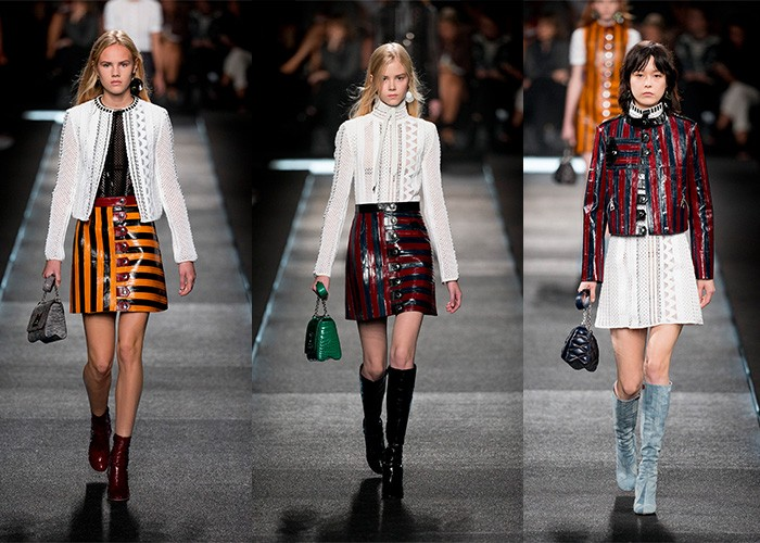 Louis Vuitton ready to wear spring summer 2015 paris 1
