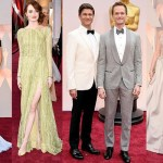 Oscars 2015 87th Academy Awards who wore what red carpet hollywood celebrities