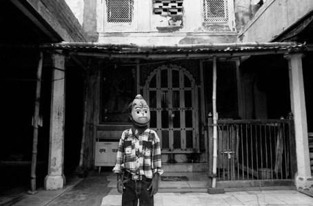 The disguised identity, Varanasi