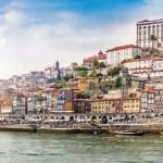 Portugal Porto cityscape travel adventure Europe