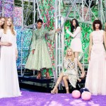 dior fall winter haute couture collection with raf simons in paris