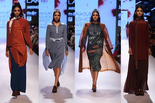 Ishita Mangal Gen Next Show Lakme Fashion Week Winter Festive 2015