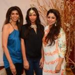 Zeba Kohli, Shamita Singha, Sabina Singh at Project 7 Preview
