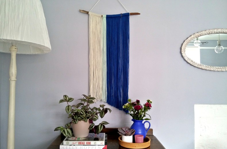 DIY-YARN-WALL-HANGING-IDEA