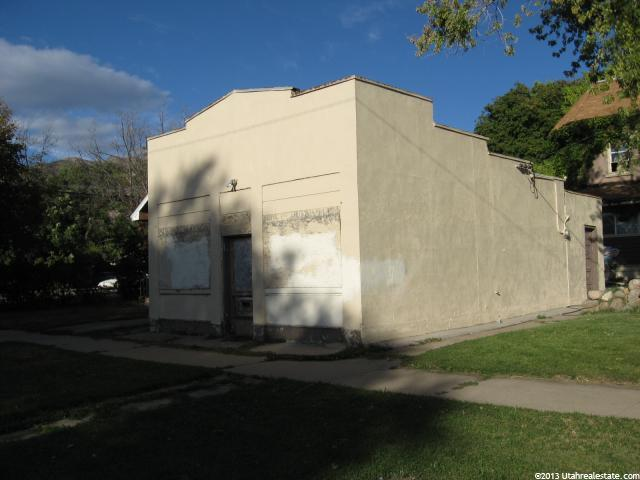 Ogden Old Commercial Building