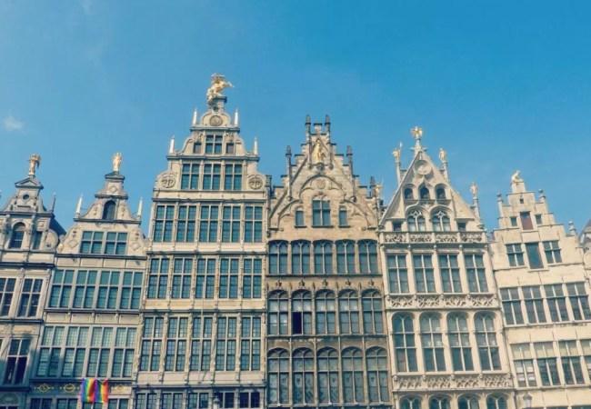 26 x compleet gratis in Antwerpen