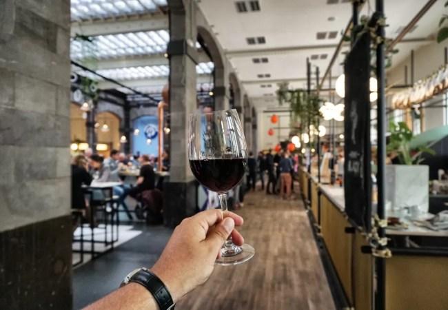 Hotspot: (Super) Mercado in Antwerpen