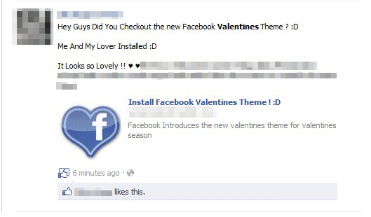 valentines fb threat 2012