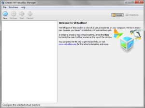 Just download VirtualBox and install it. Create New Virtual Machine.