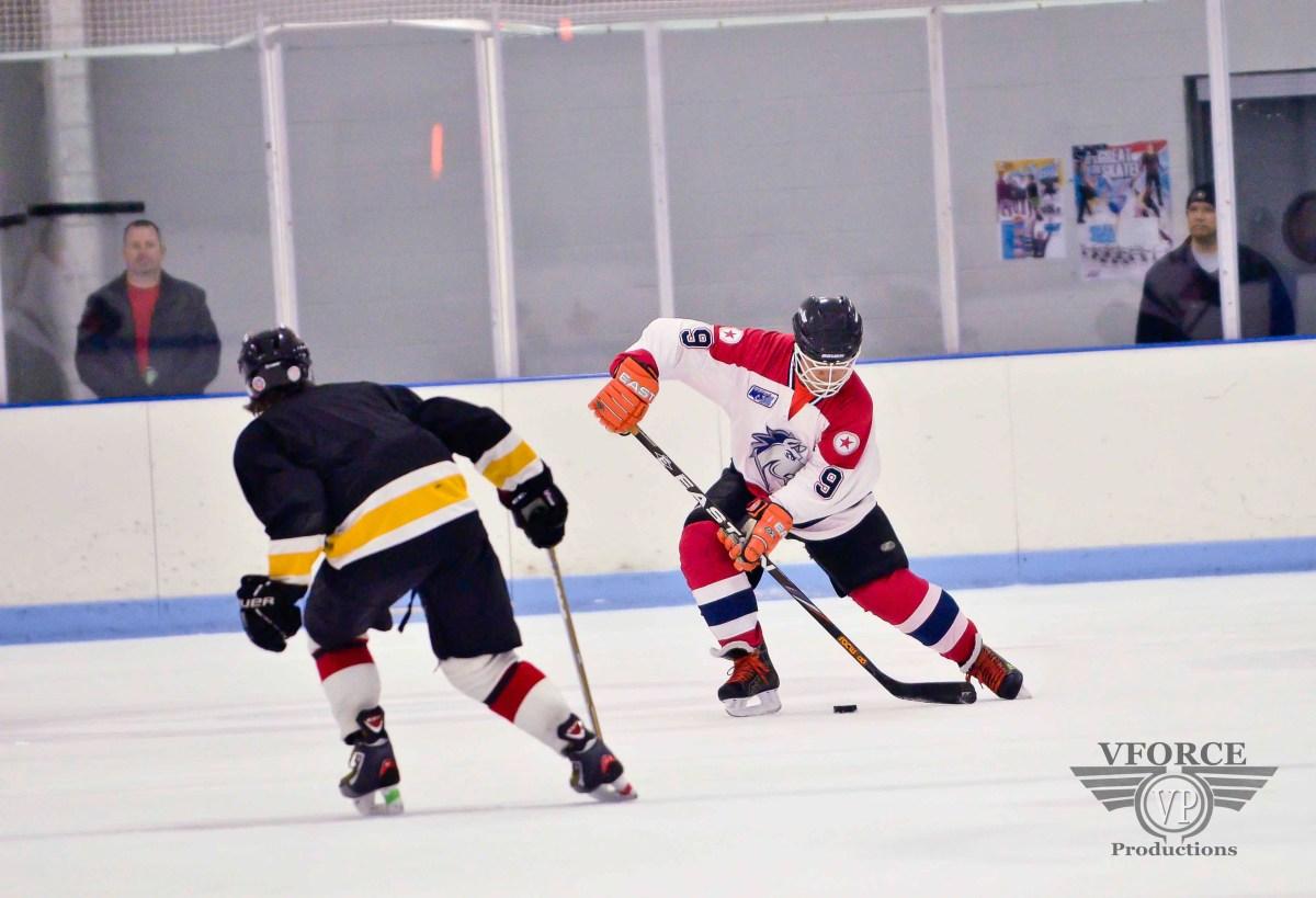 Shooting Ice Hockey Tips
