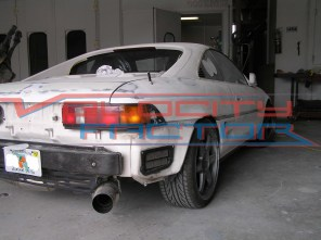 Toyota MR2 - Prepped for Paint