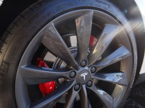 Velocity Factor Tesla Model S Brake Calipers