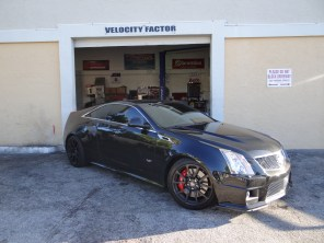 Velocity Factor - Cadillac CTS-V Springs