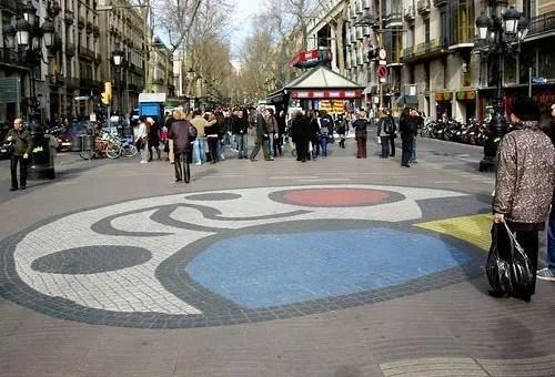 Las ramblas di barcellona cosa vedere viaggi low cost for Barcellona vacanze low cost
