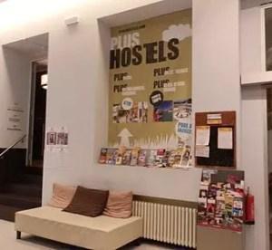 Plus Hostels a Berlino, ostello nell'East Side Gallery