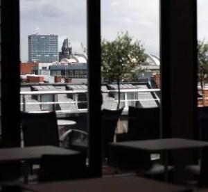 La terrazza panoramica di Berlino: Hotel Otto