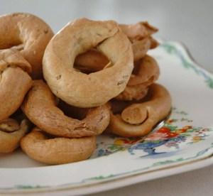 Taralli in Puglia, dove assaggiarli a Molfetta