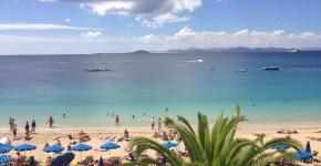 Lanzarote: l'isola dei sapori, colori e dell'estate alle Canarie