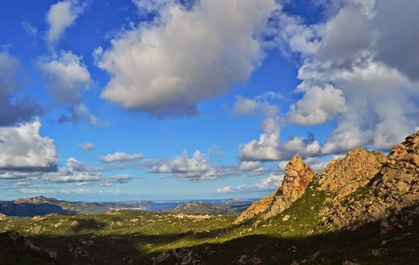 Trekking in Sardegna, a San Pantaleo