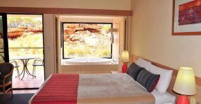 Australia, dormire nell'Outback: Kings Canyon Resort