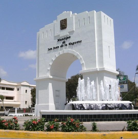 Arco del Triunfo de San Juan de La Maguana