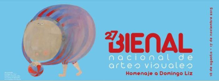 Bienal Nacional de Artes Visuales