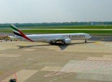 Promoções de bilhetes de avião na Emirates