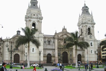 Lima.Catedral
