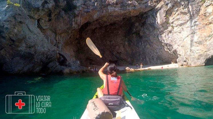 kayaking dubrovnik