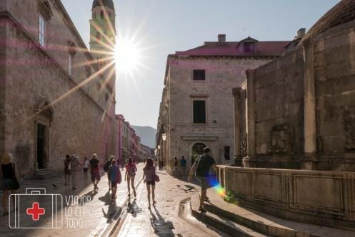 Dubrovnik vacio