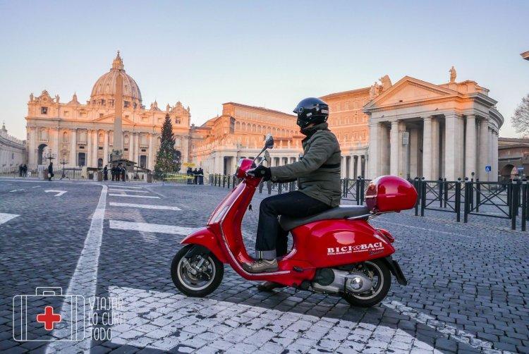 Vespa Vaticano
